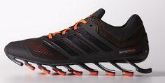 3ders.org - Adidas develops new Springblade footwear using 3D printing technology | 3D Printer News & 3D Printing News