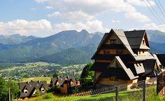 Zakopane, Poland Zakopane Poland, Home Goods, Around The Worlds, Houses, Cabin, House Styles, Places, Pictures, Poland