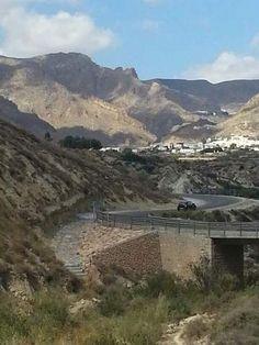 La Diputación realiza obras de mejora en la carretera que une la Autovía del Mediterráneo con la Villa de Níjar http://www.rural64.com/st/turismorural/La-Diputacion-realiza-obras-de-mejora-en-la-carretera-que-une-la-Autov-3585