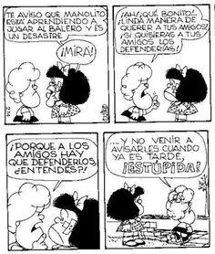 Susanita Mafalda Quotes, Humor Grafico, Mafia, Real Life, Jokes, Funny, Places, Motivational, Far Side Comics