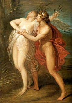 Apollo and Daphne - Appiani