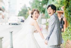 神戸で結婚式の写真撮影 | 結婚式写真・前撮り ウェディングカメラマン寺川昌宏 Let's Get Married, Fun Shots, Wedding Images, Couple Photos, Couples, Wedding Dresses, Inspiration, Fashion, Biblical Inspiration