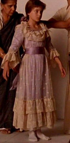 Maryu0027s Lavender Dress From The Secret Garden (1993). Quite Possibly My  Favorite Dress