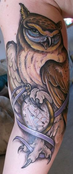 Owl - Shawn Hebrank