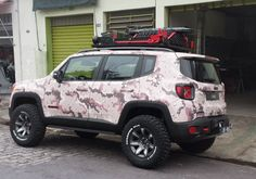 Lifted Renegade from Brazil :)