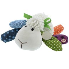 Lil' Prayer Buddy, a plush lamb that says the 3 Rosary prayers and wears a personalizable medal around its neck Catholic Store, Catholic Company, Catholic Crafts, Catholic Kids, Catholic Sacraments, Baptism Gifts, Baptism Ideas, Incredible Gifts, Thing 1