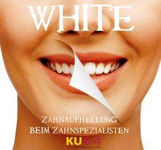 WHITE steht Dir bestimmt gut!   Kaffee-, Tee- & Rotweintrinker aufgepasst! Wir verhelfen Euch zu weißen, schönen Zähnen :-)   Infos & Termine: http://www.ku64.de/schoene-zaehne/bleaching.html   #white #whiteiswhite #weissezähne #dank #bleaching #zahnaufhellung #zfa #dentist #dental #zahnarzt #praxis #hollywoodweiss #hollywood #lächeln #smile #ku64