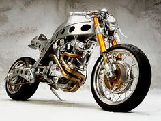 Bike of steel