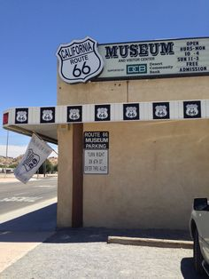 California Historic Route 66 Museum in Victorville, Ca. (Photo by Cheryl Signorelli)