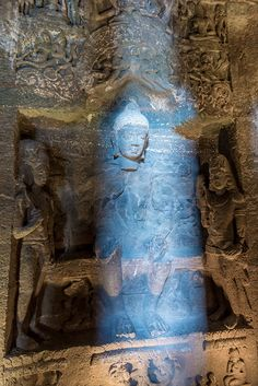 Ajanta and Ellora Caves of Aurangabad, India.