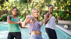 This reader-favorite dance routine from Grokker is a fun way to get a full body workout! #myfitnesspal