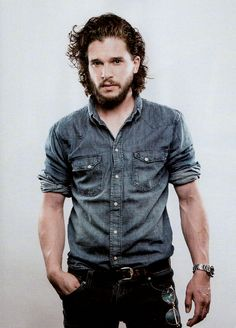 Kit Harington - The Eighth wonder.... — Kit Harington for Plugged  Source :...