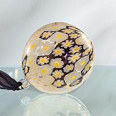 Millefiori-Daisy-Ornament