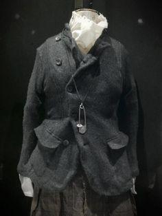 Jacket by E.S.S. via www.ess-laboratory.blogspot.com.au