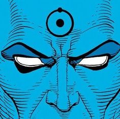 How to Psychoanalyze: Using Watchmen's Dr Manhattan | Lacan's Theory of Psychology and Why the Comedian Laughed