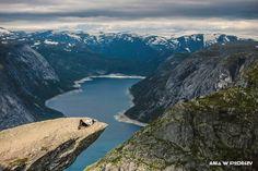 Trolltunga, Norway. ANIA W PODRÓŻY travel blog and photography