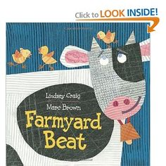 Farmyard Beat - another book to add to my huge wishlist