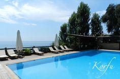 Ocean Apartments, Pelekas / Korfu Mitte-West- Ferienwohnung zu mieten bei Korfu Exklusiv