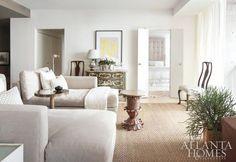 Inside an Architect's Own Atlanta Pied-à-Terre via @domainehome