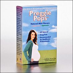 This box of Preggie Pops includes 7 specially formulated lollipops that ease morning sickness with help from essential oils and more. Keep yourself relaxed and healthy with these all-natural, deliciously flavored pops. Health And Safety, Health And Wellness, Preggie Pops, Morning Sickness Relief, Baby Invitations, Pregnancy Health, Drug Free, Buy Buy Baby, Have You Tried