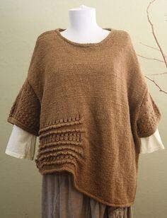 Ravelry: Sand Dunes pattern by Yumiko Alexander #knitting