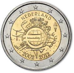 Olanda decennale euro
