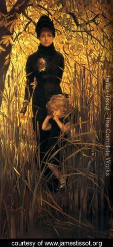 Orphan - James Jacques Joseph Tissot