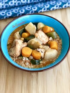 Couscous light au Cookeo - Chezgourmandine Potato Salad, Oatmeal, Potatoes, Breakfast, Ethnic Recipes, Food, Salad, Healthy Recipes, Cooking Recipes