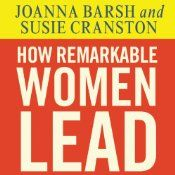 Audible Daily Deal - How Remarkable Women Lead (Business  Management & Leadership, Women's Issues)