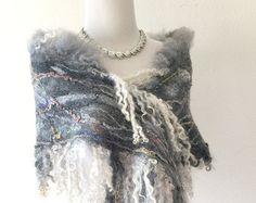 felt scarf – Etsy CA Felted Scarf, Pattern, Etsy, Image, Fashion, Moda, Patterns, Fasion, Model