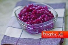 buraczki Vegetable Recipes, Raspberry, Fruit, Vegetables, Poland, Food, Recipes, Food Food, Essen