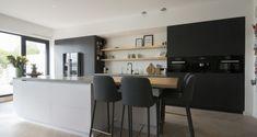 Modern Living Kitchen Amsterdam - van Heijst Interieur - Lilly is Love