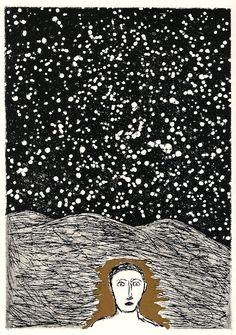 Ulysses' James Joyce by Italian Artist Mimmo Paladino - The Folio Society, Limited edition (1998) | Brain Pickings
