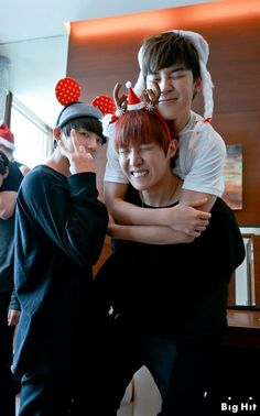 BTS | JUNG KOOK JIMIN and JHOPE