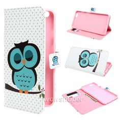 Wallet D79 Owl Stand PU Leather Flip Case Cover for Nokia Lumia 530 625 630 635 | eBay