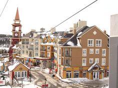 Architecture beauty...Mont Tremblant, Quebec