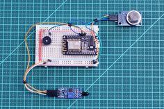 Alarme de incêndio com ESP8266 NodeMCU