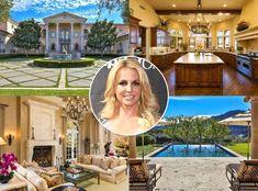 Britney Spears : propriété de 7,4 millions de dollars en Californie