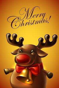 トナカイ #reindeer #christmas #design