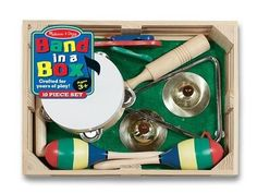Melissa and Doug, Band in A Box #kids #toys