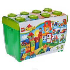 LEGO: Набор LEGO DUPLO для веселой игры 10580
