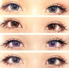 99 Best Colored Contacts Images Coloured Contact Lenses