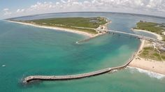 Sebastian Inlet just 14miles north of Vero Beach shot by Tampa Aerial Photographer