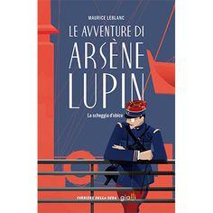 """October - """"Arsène Lupin: Il faraglione cavo"""" by M. Leblanc"""