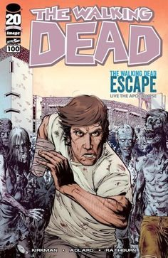 The Walking Dead #100 (Variant L)