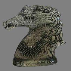 A. Palatnik - Cabeça De Cavalo - R$ 2.900,00
