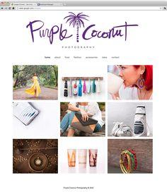 Purple Coconut | Photography