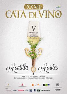Celebración en Córdoba de la XXXII Cata del Vino Montilla-Moriles, del 22 al 26 de abril.