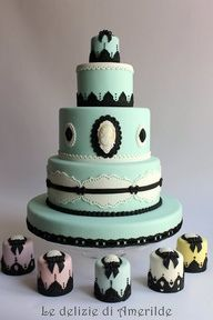 wedding cake (4) by summerdresses2012, via Flickr