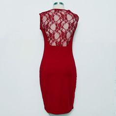 Violet #Lace #Sexy Angel #Dress - Fashion9shop.com